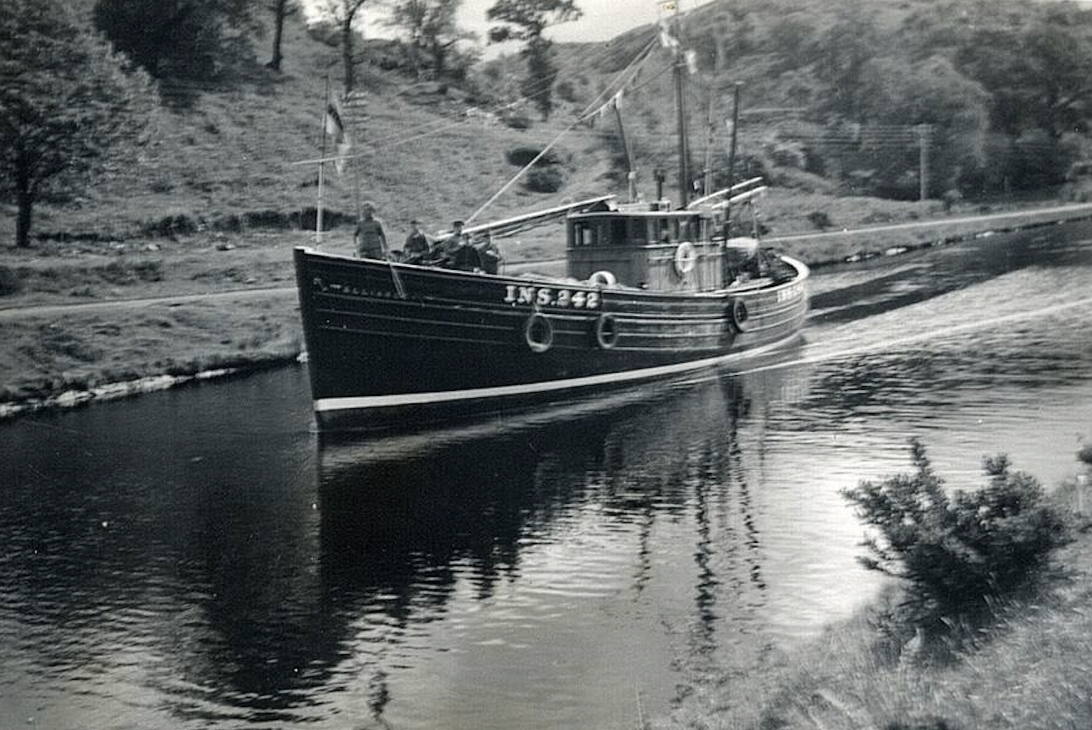 The Alliance Fishing Boat